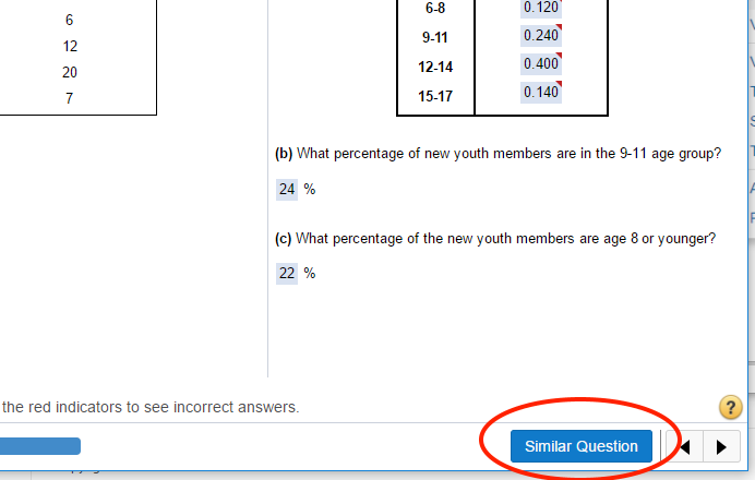 SNHU Math 240